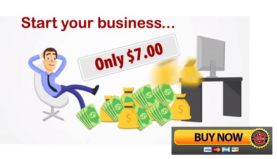 Start a business for just $ 7